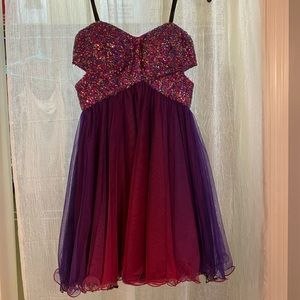 Cute formal dress!
